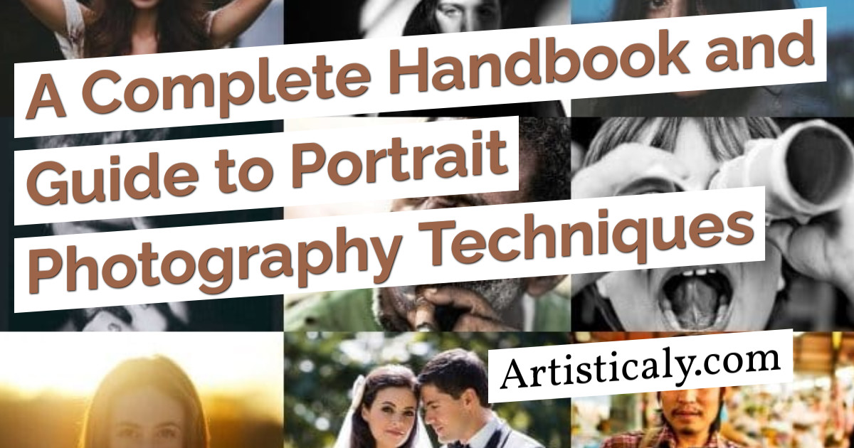 Post Banner: A Complete Handbook and Guide to Portrait Photography Techniques